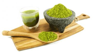 Bí quyết làm bột trà xanh đơn giản mà hiệu qủa