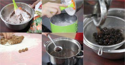 hot với cách làm trà sữa trân châu cực dễ