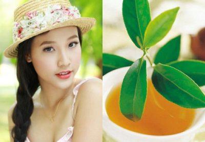 Níu giữ tuổi thanh xuân bằng trà xanh