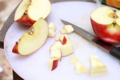 Sốc với cách làm trà táo bạc hà cực dễ ngay tại nhà
