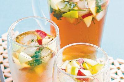 Sốc với pha trà trái cây cực dễ